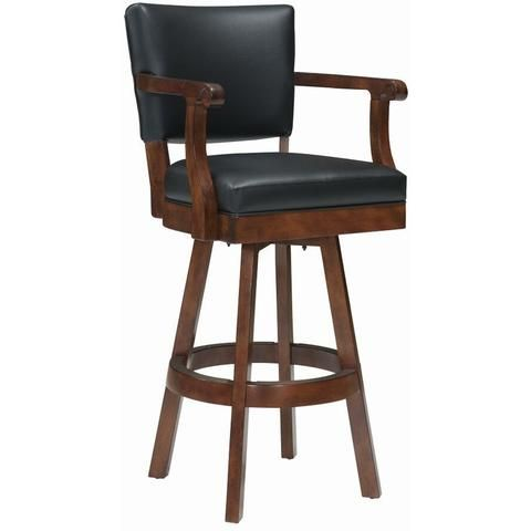 Classic Backed Bar Stool (w/arms) Classic and simple