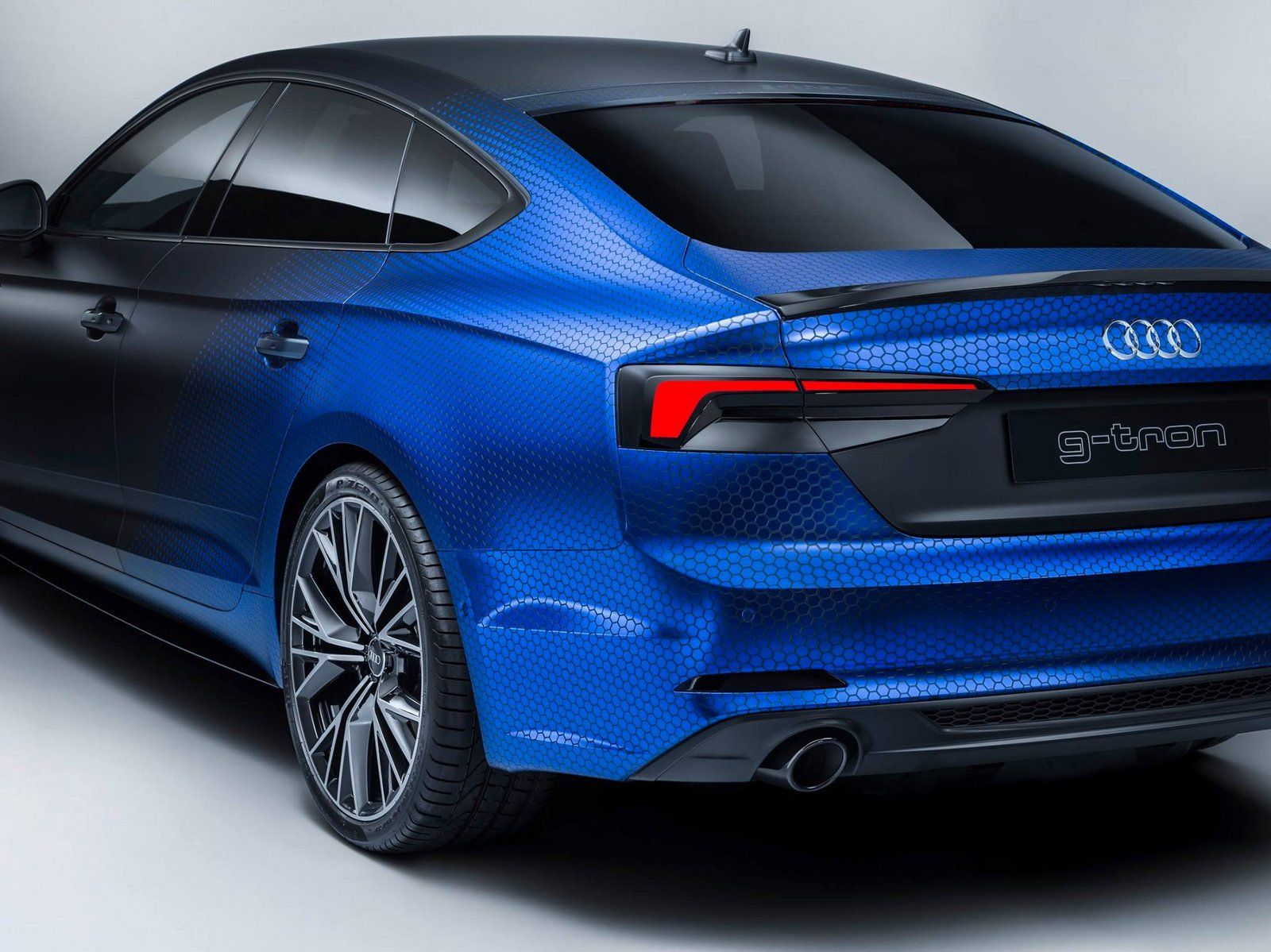 Audi A5 Sportback G Tron Brings Cng Power To Worthersee Carscoops Audi A5 A5 Sportback Audi A5 Sportback