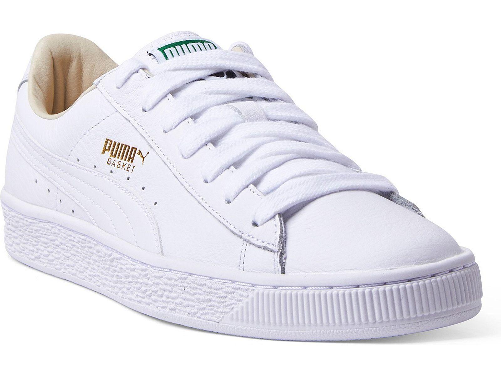 Puma Basket Classic LFS white Shoes - 354367-17 ...  c6624395a