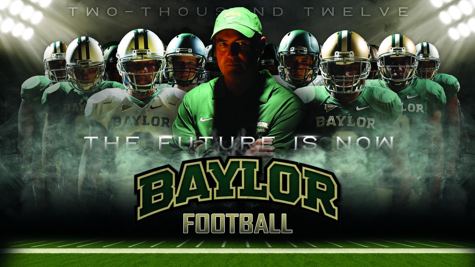Baylor Football Logo 7038634 Baylor Football Football Wallpaper Baylor