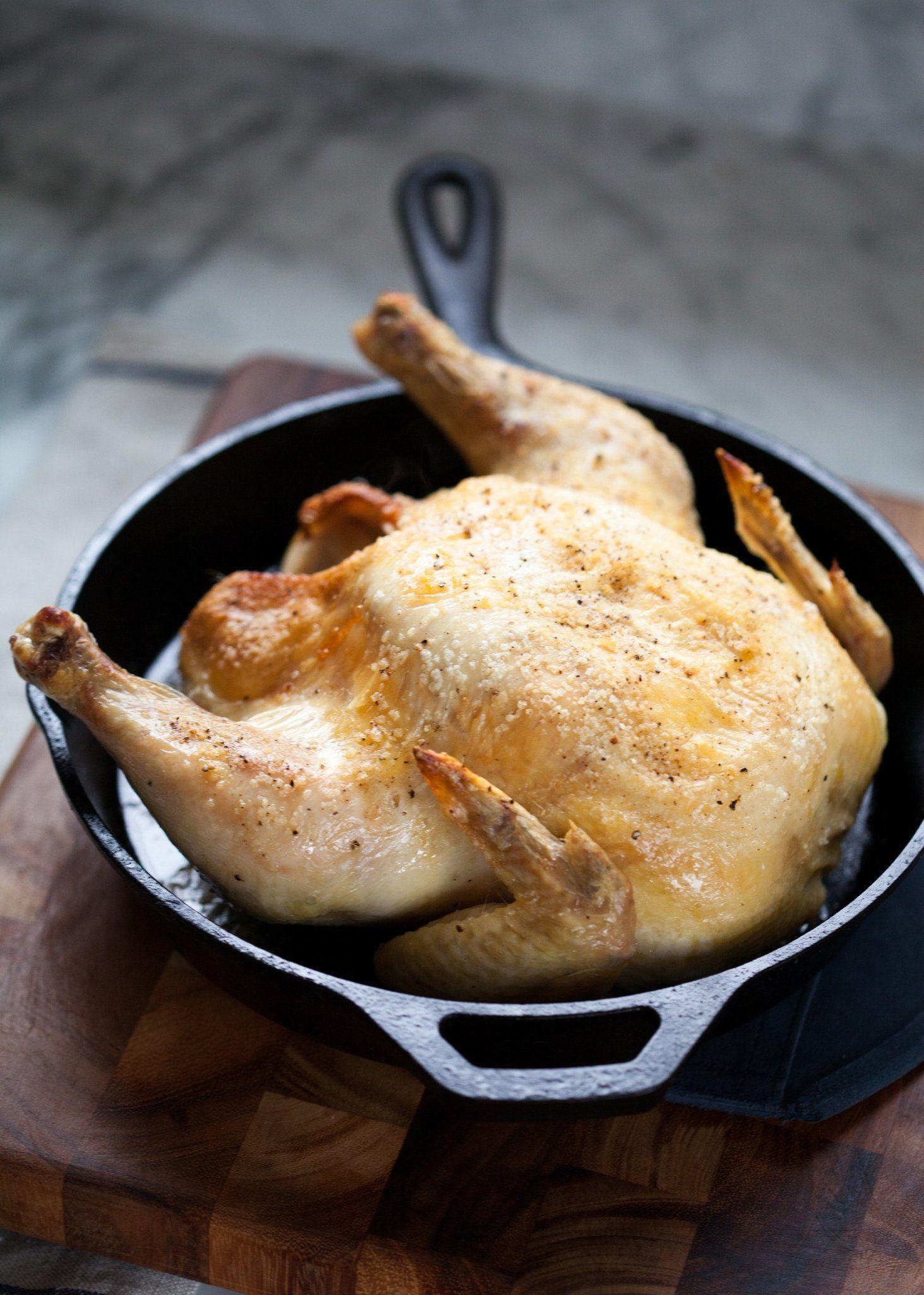 Oven Chicken