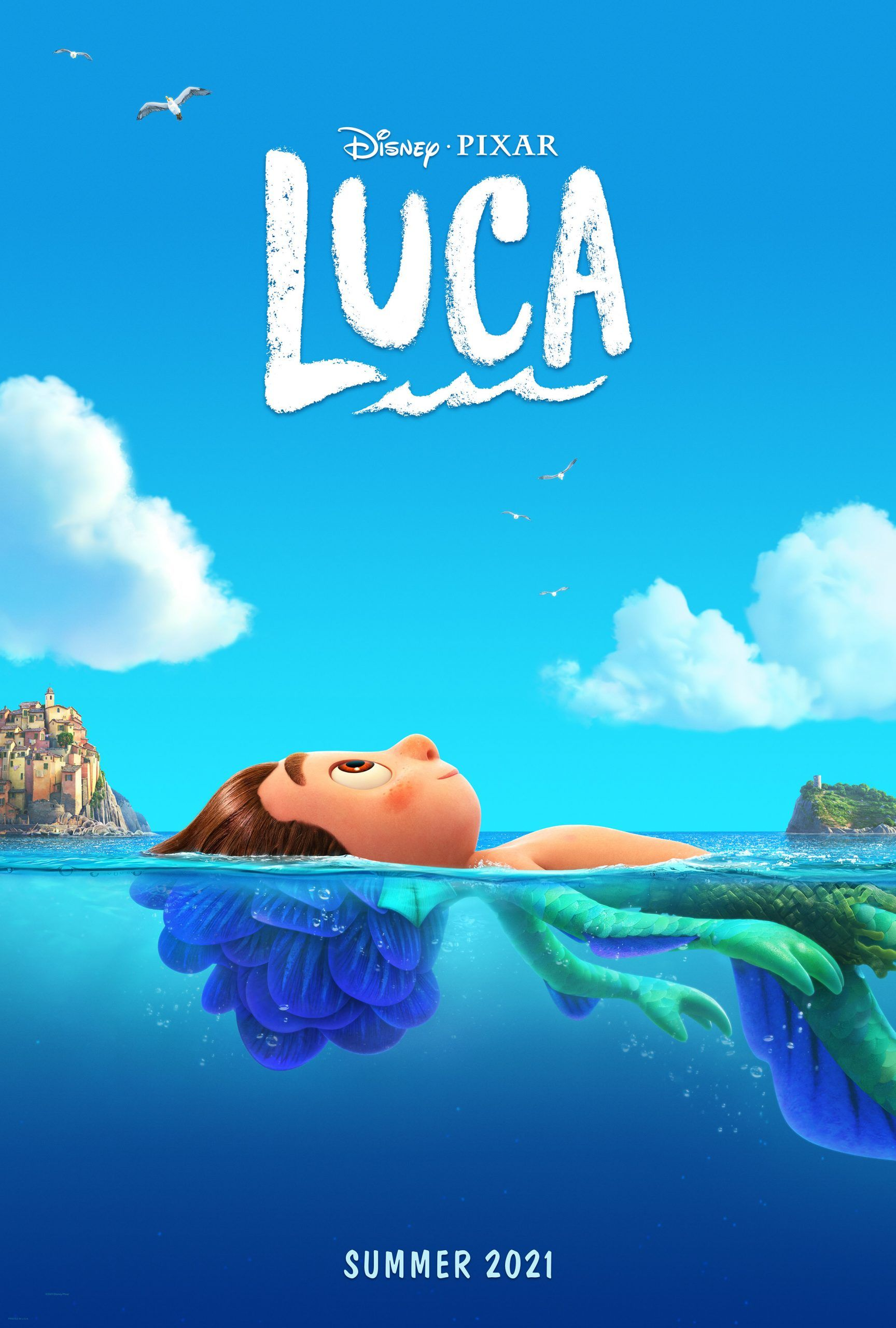 Pixar Luca: Place and What to Purchase