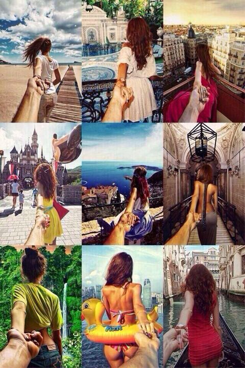 Travel goals / relationship goals
