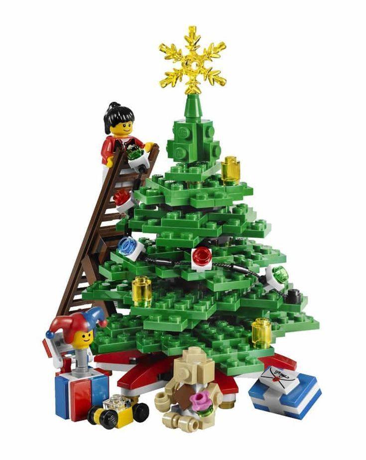 Gestalte deine eigenen LEGO-Weihnachtsornamente und beeindrucke deine Freunde – …