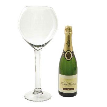 Oversized Wine Glass Vase Wine Wine Wine Pinterest Wine