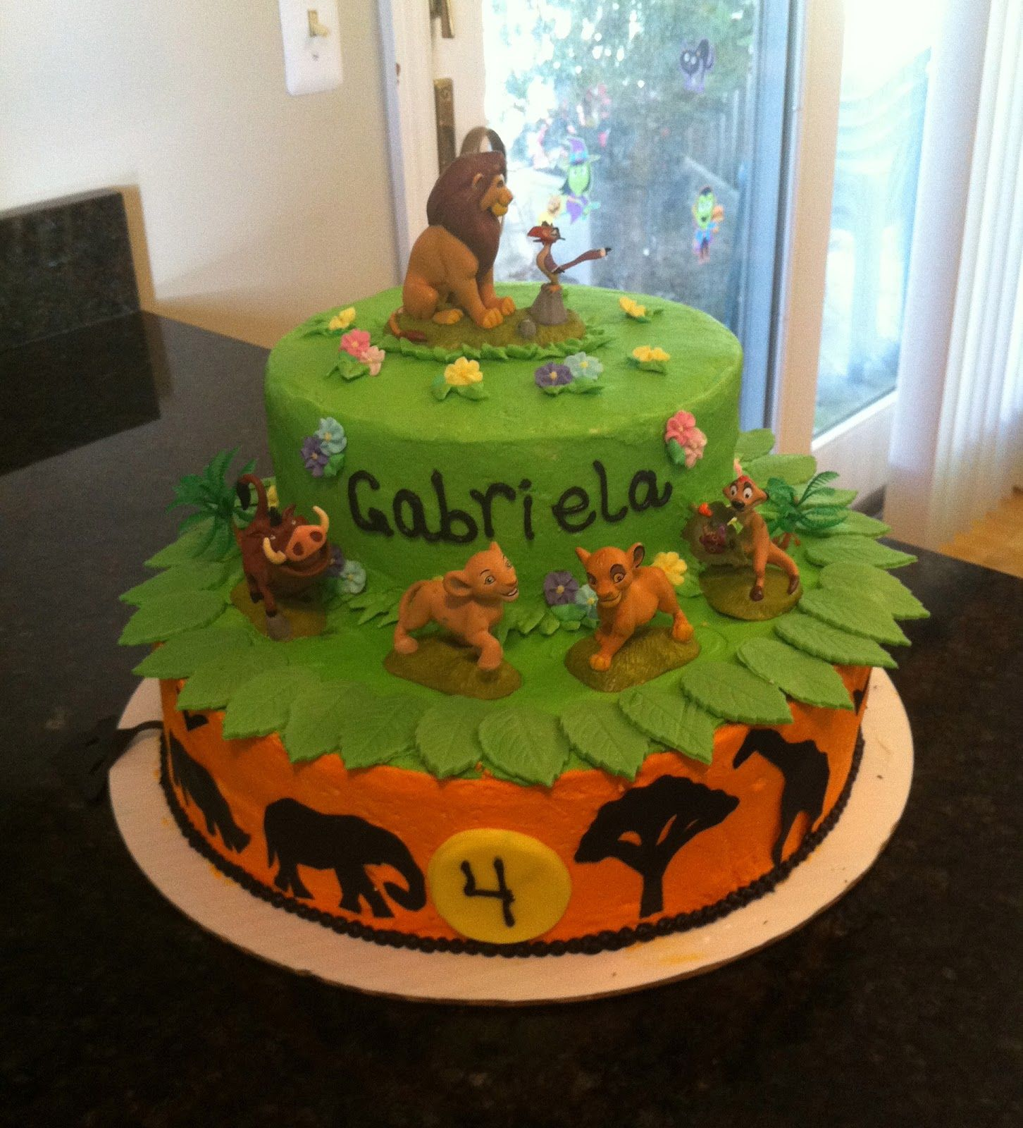 Lion king cake Parties Pinterest Lion king cakes Cake and