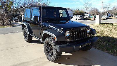 jeep wrangler 2015 2 door. ebay 2015 jeep wrangler willys wheeler sport utility 2door 2 door