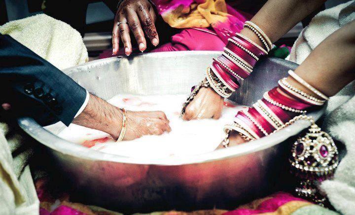 Pin di South Asian weddings :)