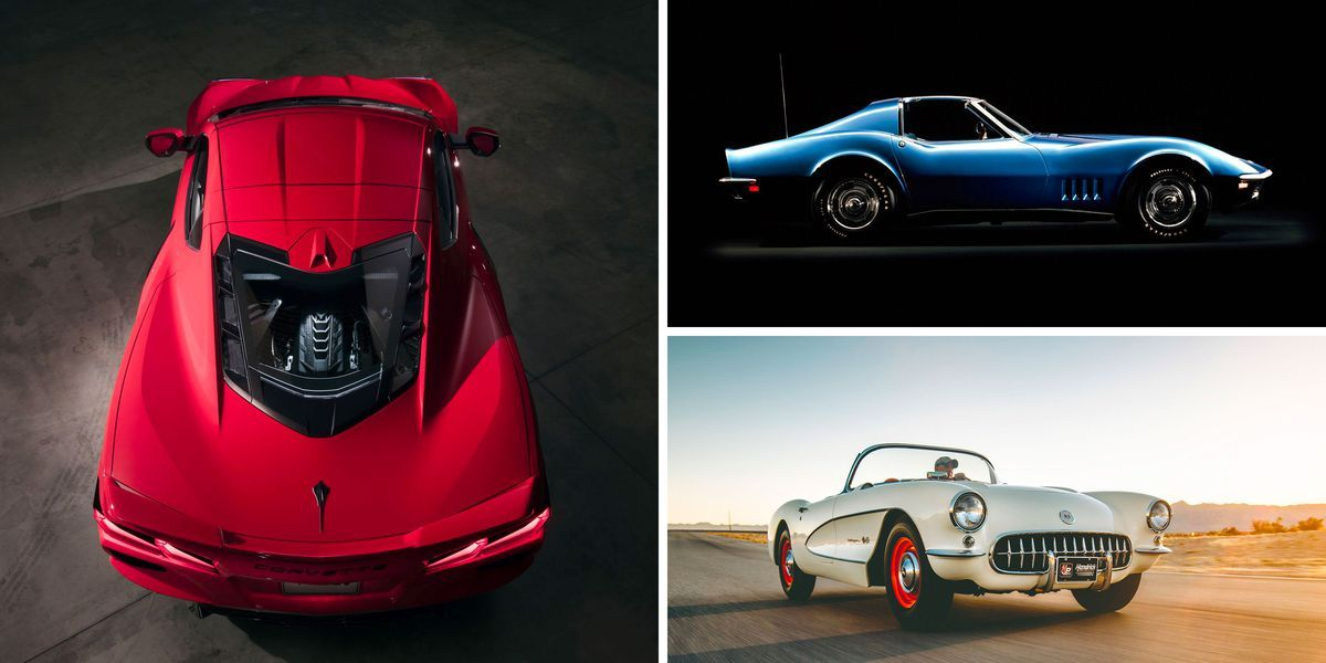 The Chevrolet Corvette S Complete History From C1 To C8 Chevrolet Corvette Chevrolet Corvette
