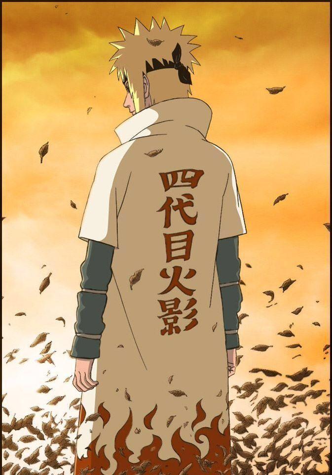 Minato Namikaze // Naruto // Anime // Hokage