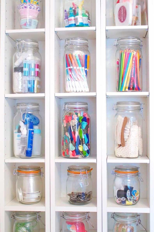 Pequeñas Formas De Organizar Tu Casa | Organizations, School and Room