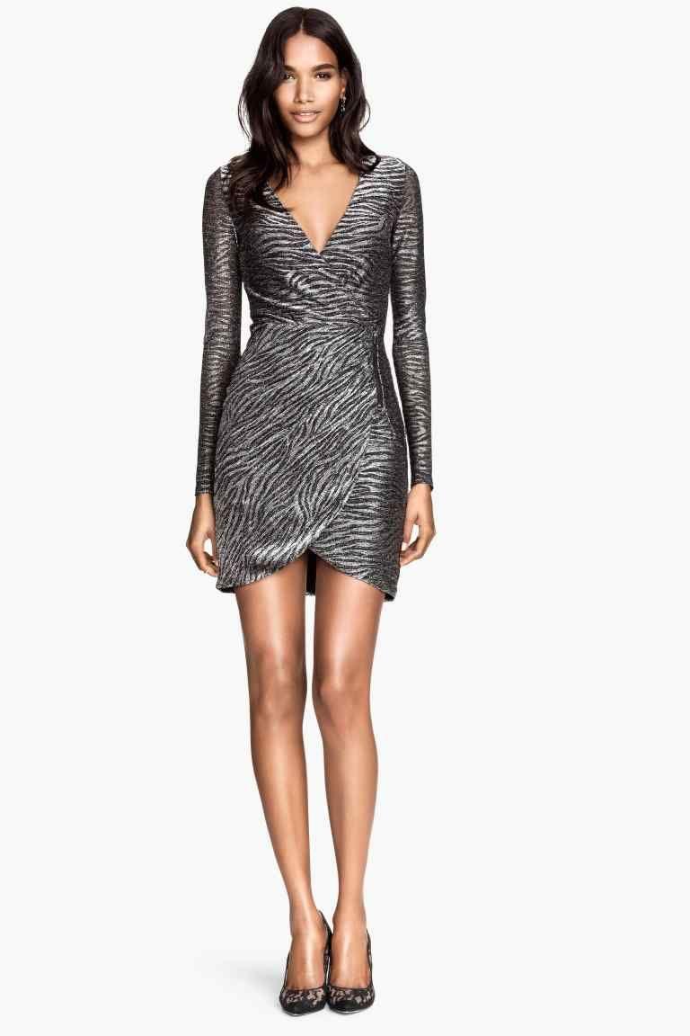 outlet(mk) disponibilidad en el reino unido disfruta el precio más bajo Vestido drapeado | H&M | Vestidos, Vestido drapeado y Drapeado