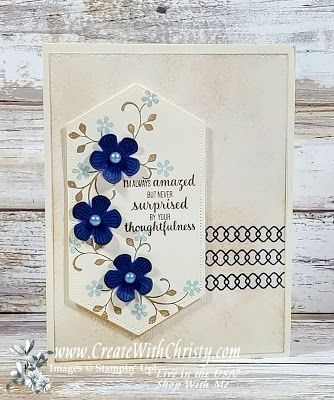 Cute Little Flower Cards - Thoughtful Blooms Cards
