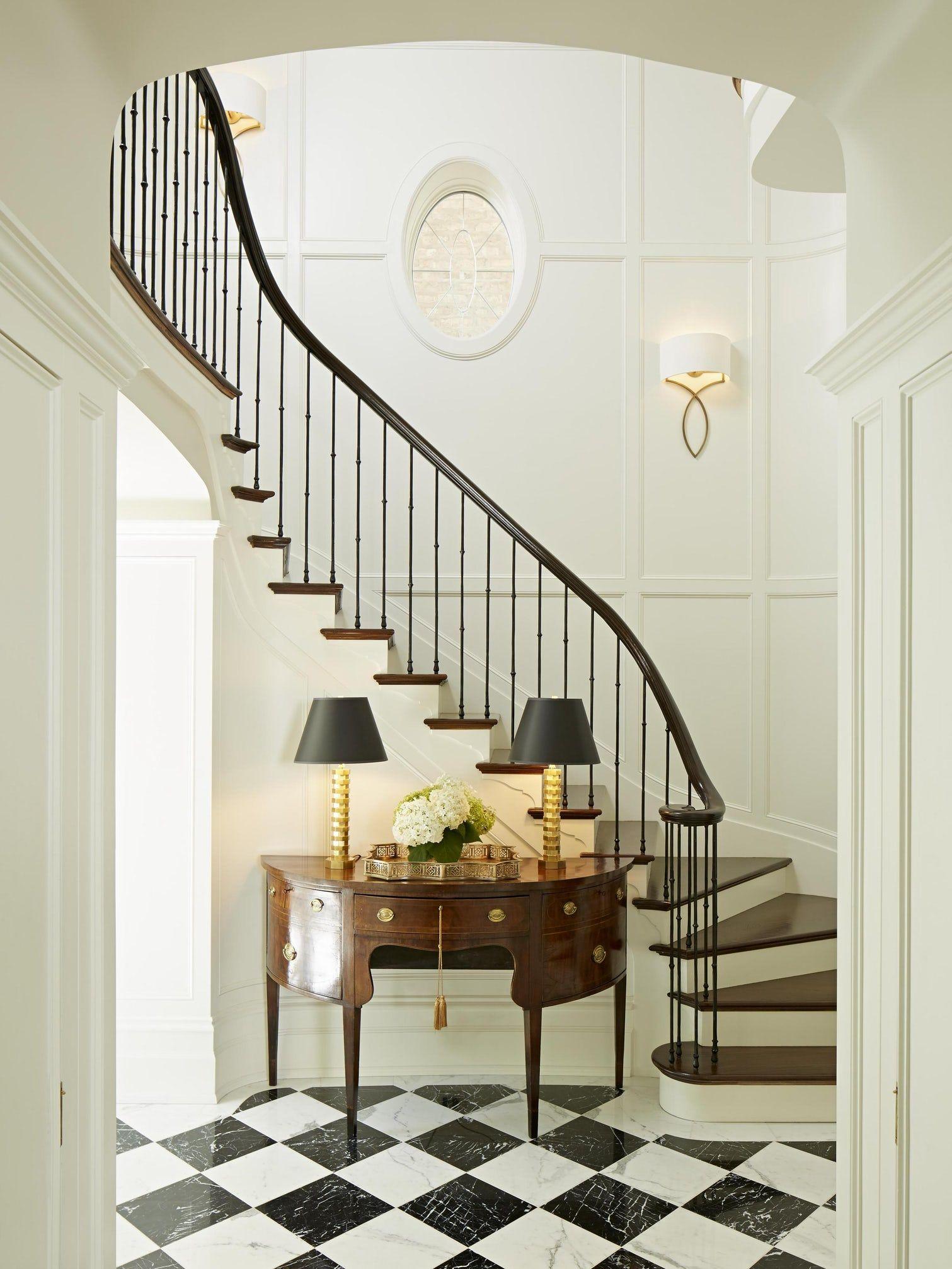 Best Urban Georgian Staircase Georgian Interiors Staircase 400 x 300