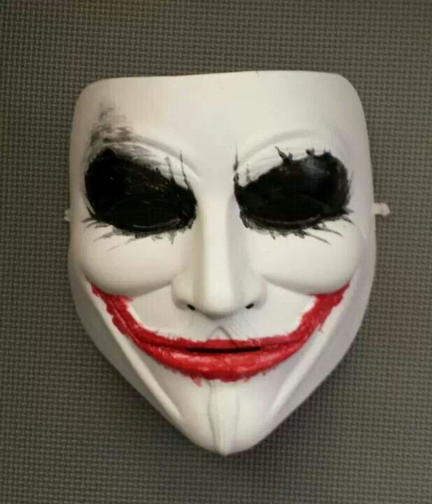 Joker Joker One Niner Joker Face Joker Mask Joker Face Paint