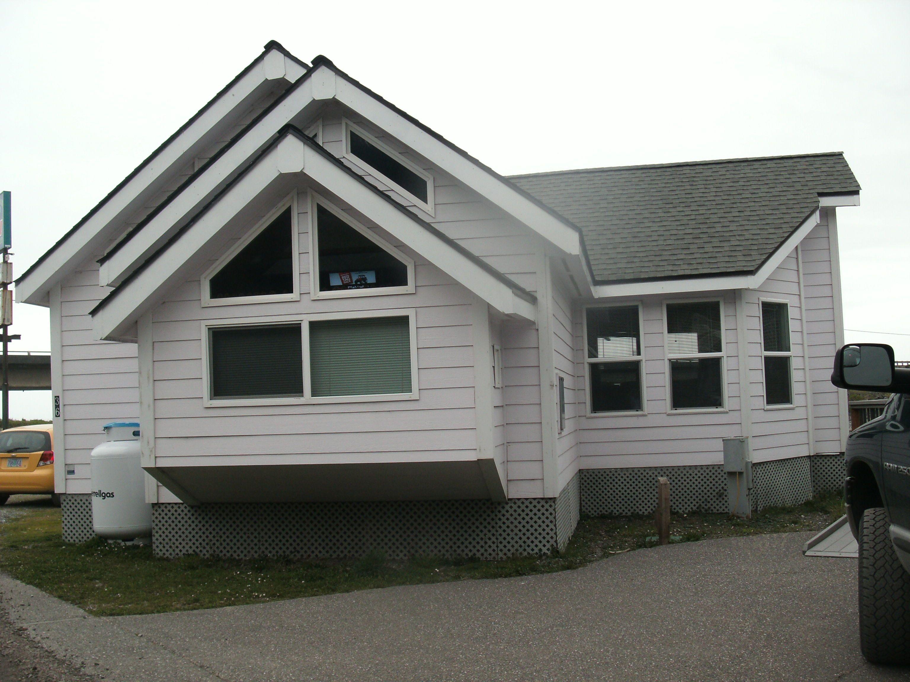 Park Model Home At Turtle Rock Resort Gold Beach Oregon
