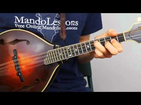 Mandolin Strum Patterns (Part 1): Bluegrass Chop Chords - Mandolin ...