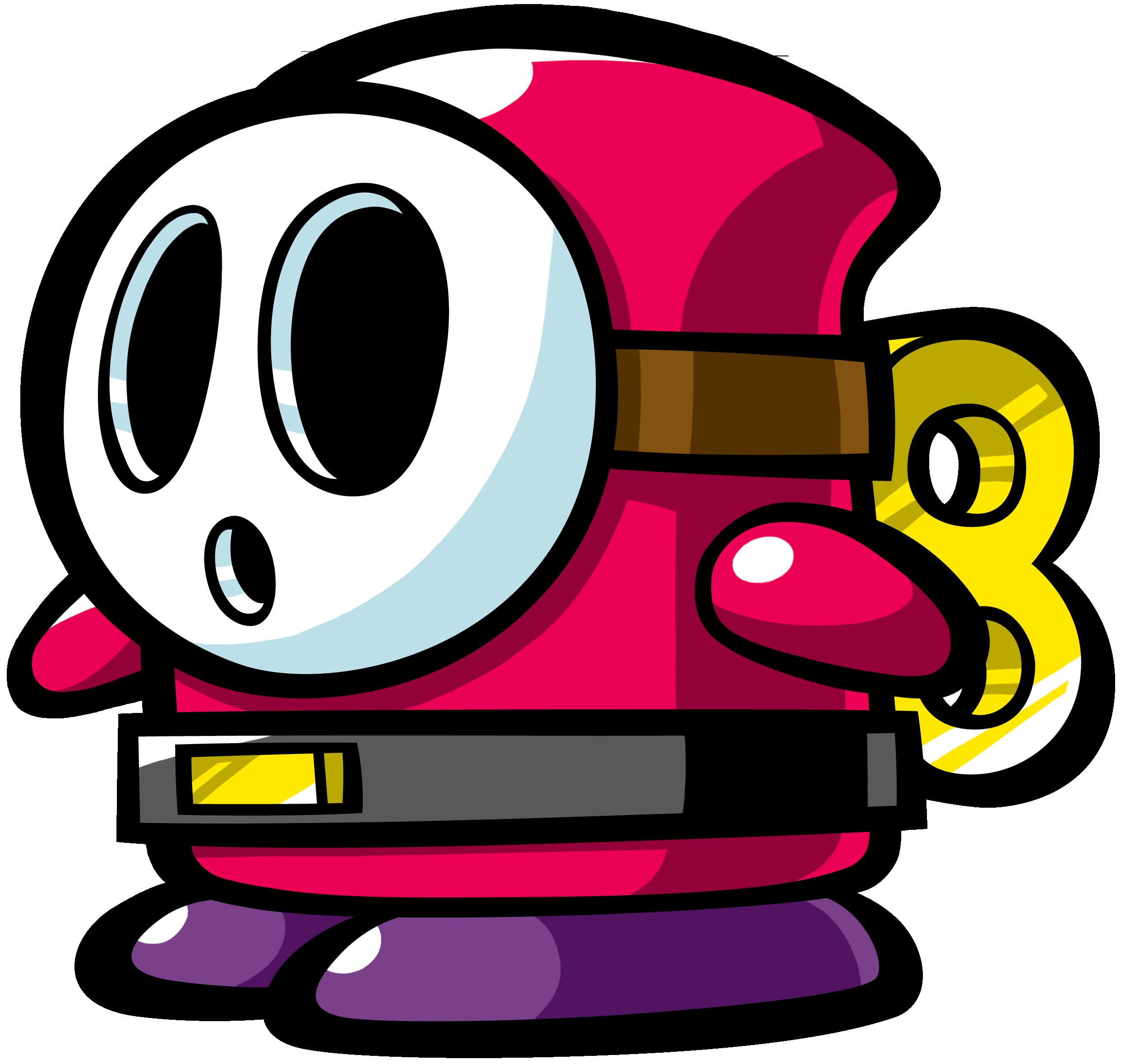 Mario Shy Guy Chico Timido Logotipos De Superheroes Mario Bros