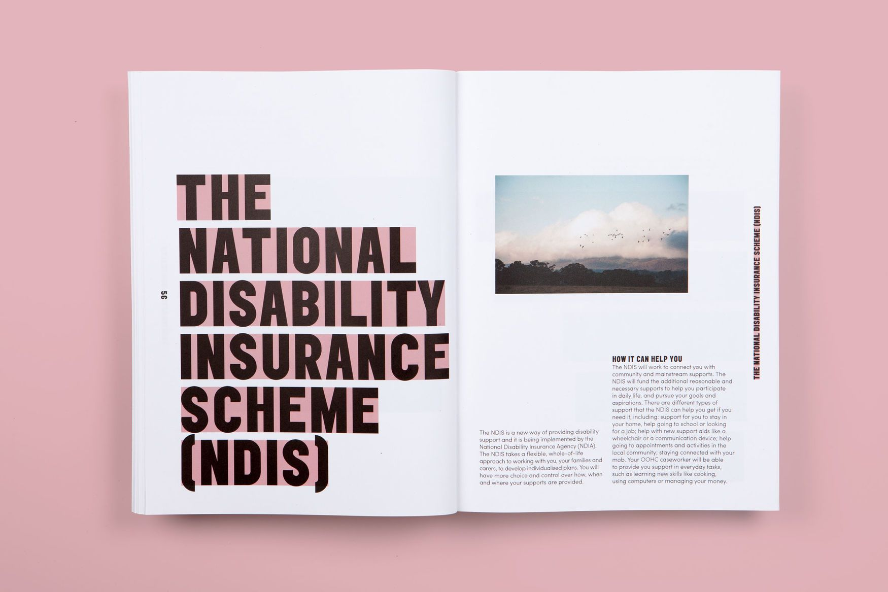 Look After You Editorial Design Layout Zine Magazine Graphic Dissertation