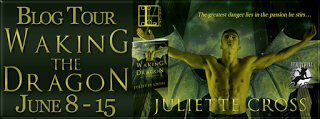 Urban Fantasy Investigations: Guest Blog & Giveaway: Waking the Dragon by Juliet...
