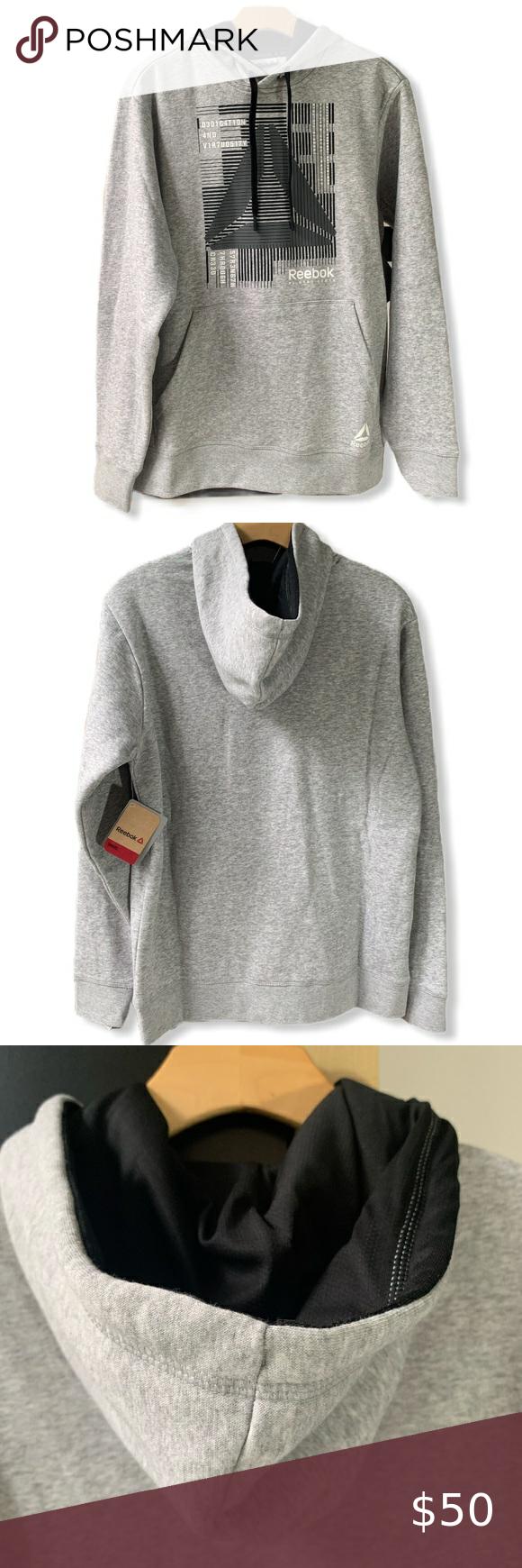 sweater reebok original