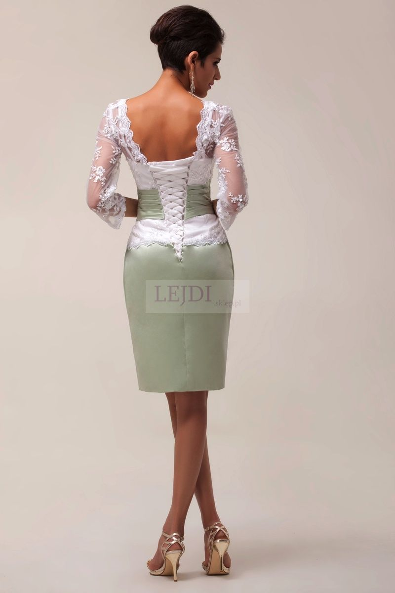 74a5911800 Sukienka na wesele np. dla Matki Panny Młodej   matki Pana Młodego ...