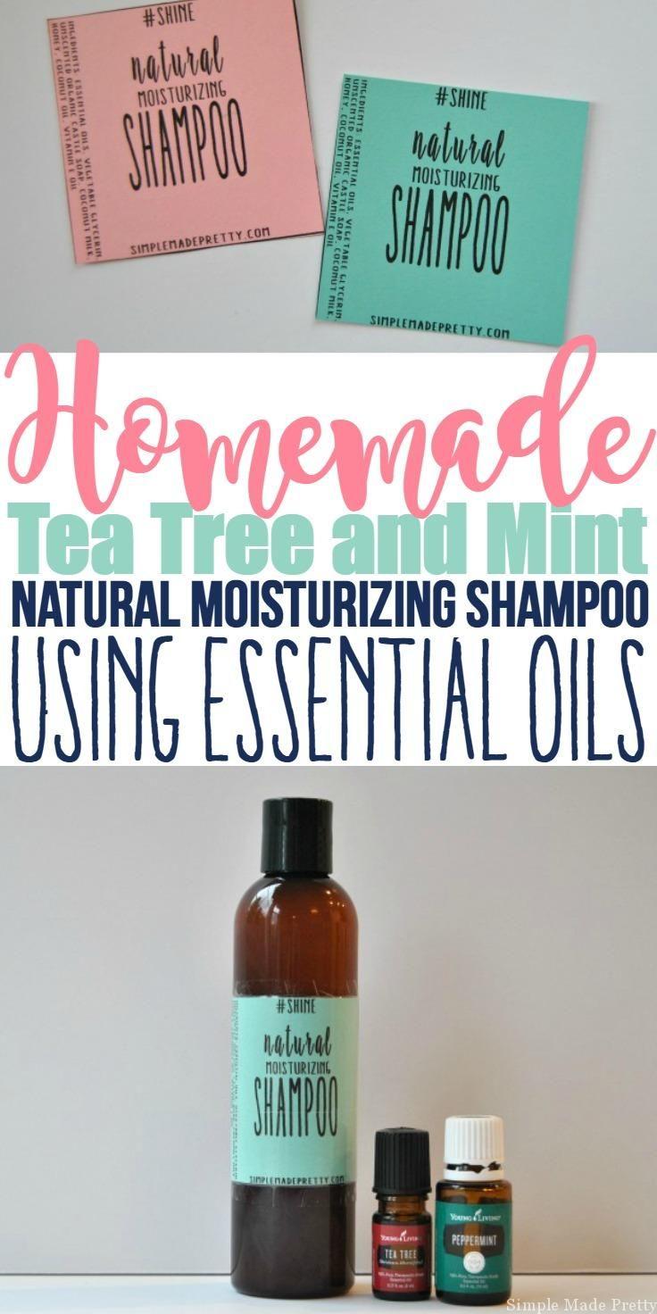 DIY Moisturizing Shampoo That'll Save You So Much Money