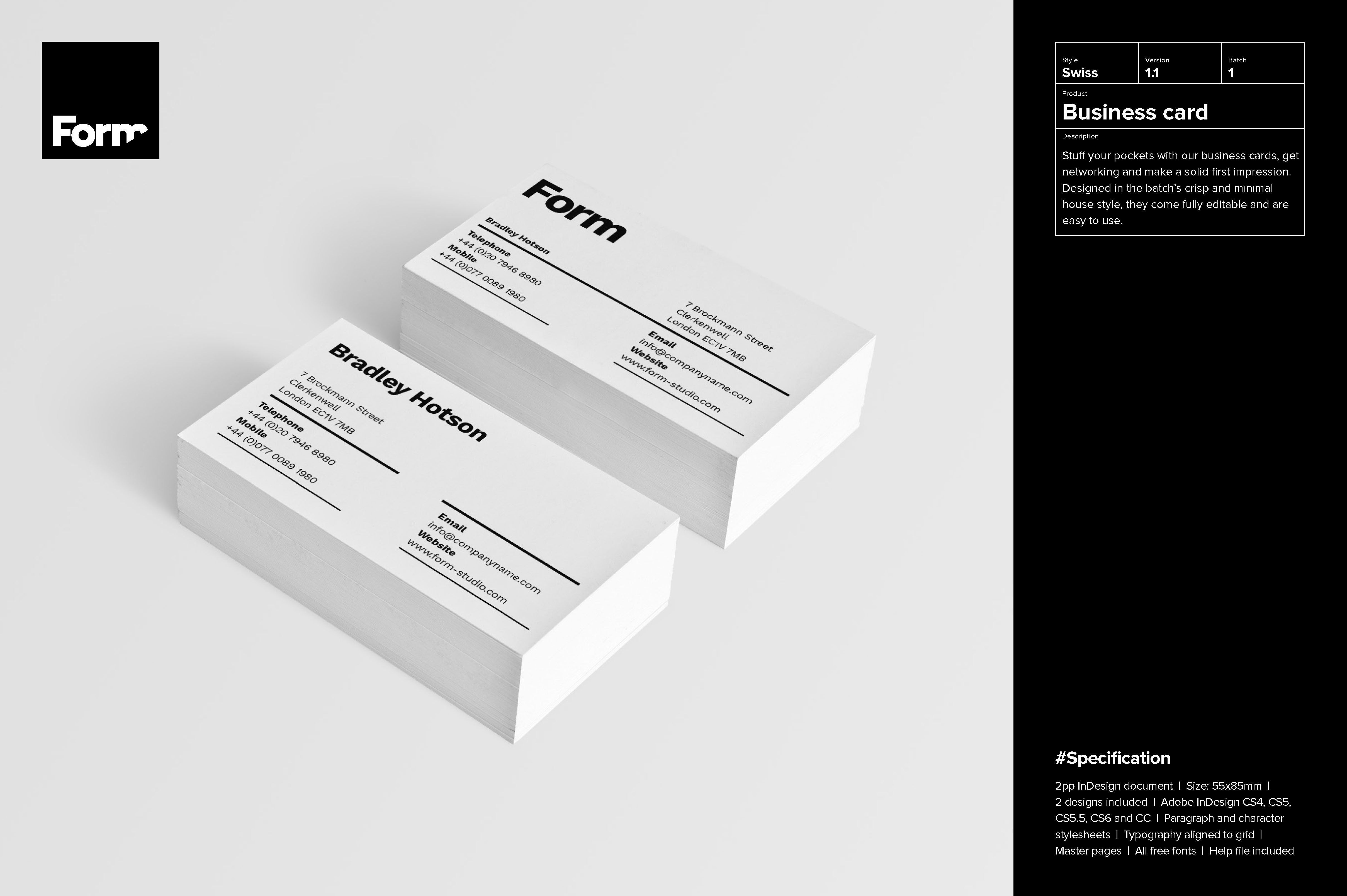 Business Card Business Cards Personal Business Cards Powerpoint Design