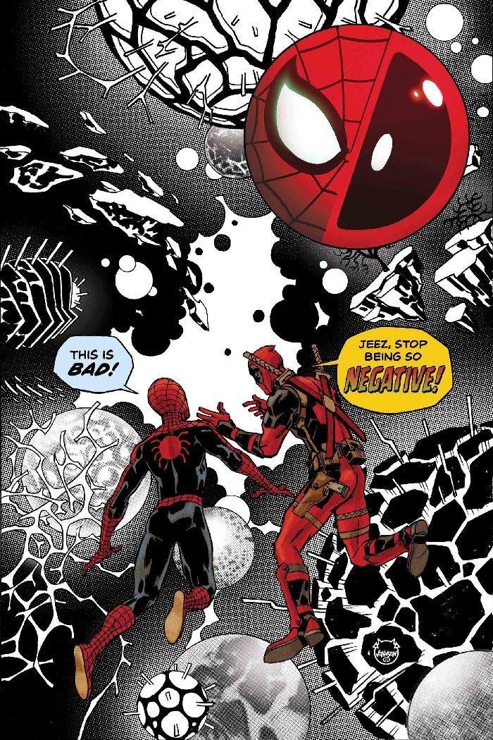 DEADPOOL #35 MARVEL COMICS OCTOBER 2017