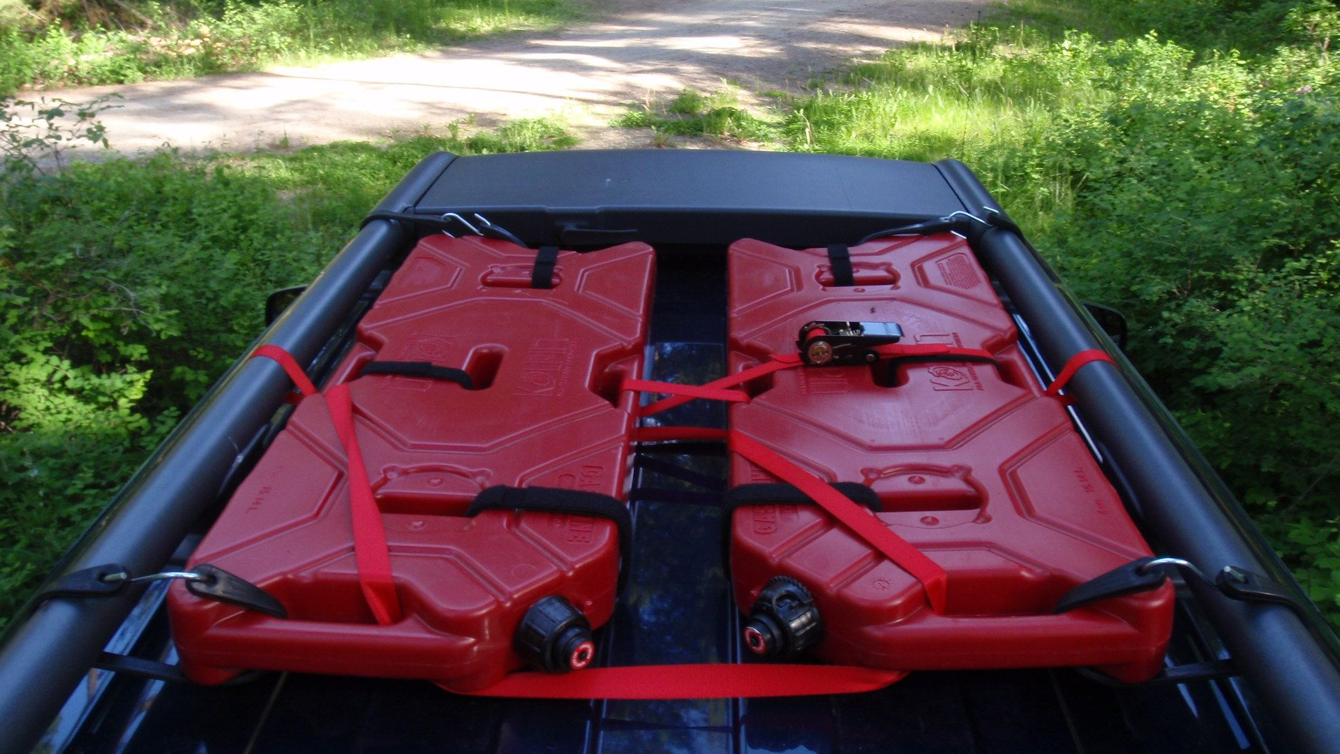 Nissan Xterra Gas Can Kolpin Forum Lets Talk Dual Battery Isolators Toyota Fj Cruiser Forums
