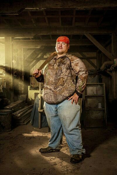 Buck from mountain monsters | Mountain monsters in 2019