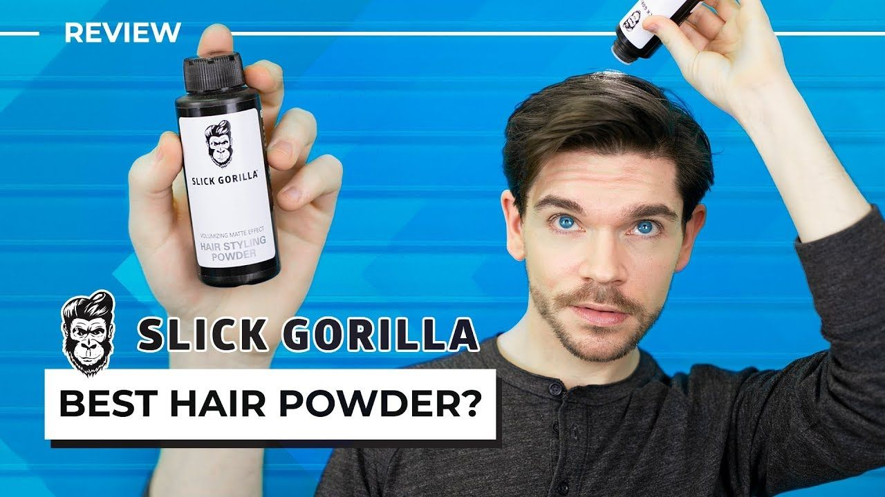 Park Art|My WordPress Blog_Slick Gorilla Hair Powder Review