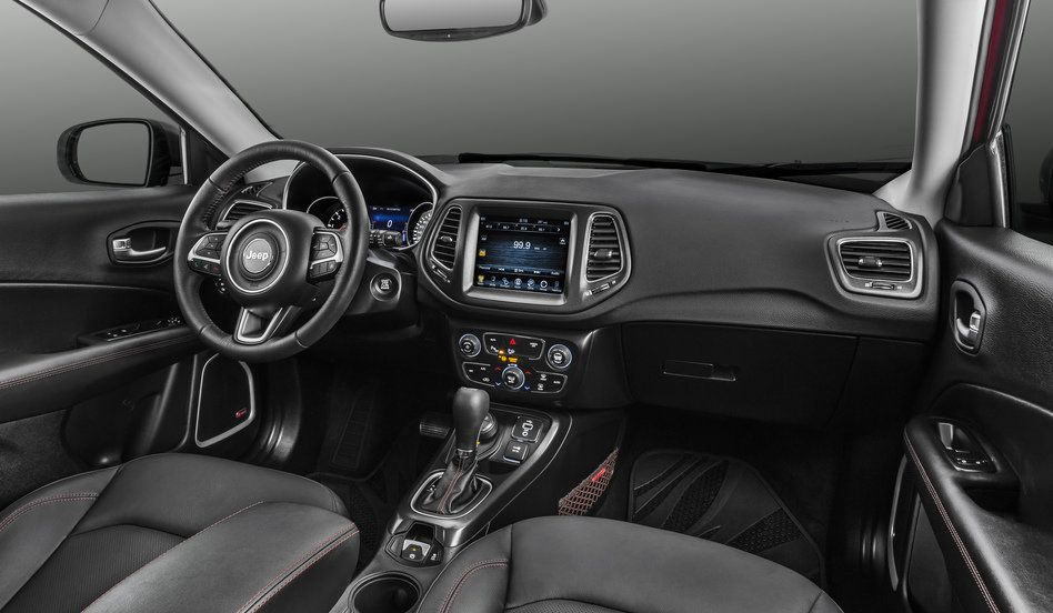 Novo Jeep Compass 2017 Interior Jeep Compass 2017 Jeep Compass