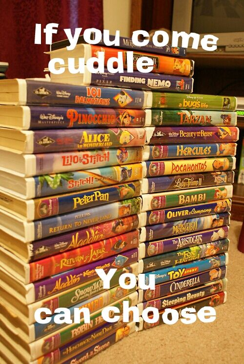 now to just find said person to cuddle with...