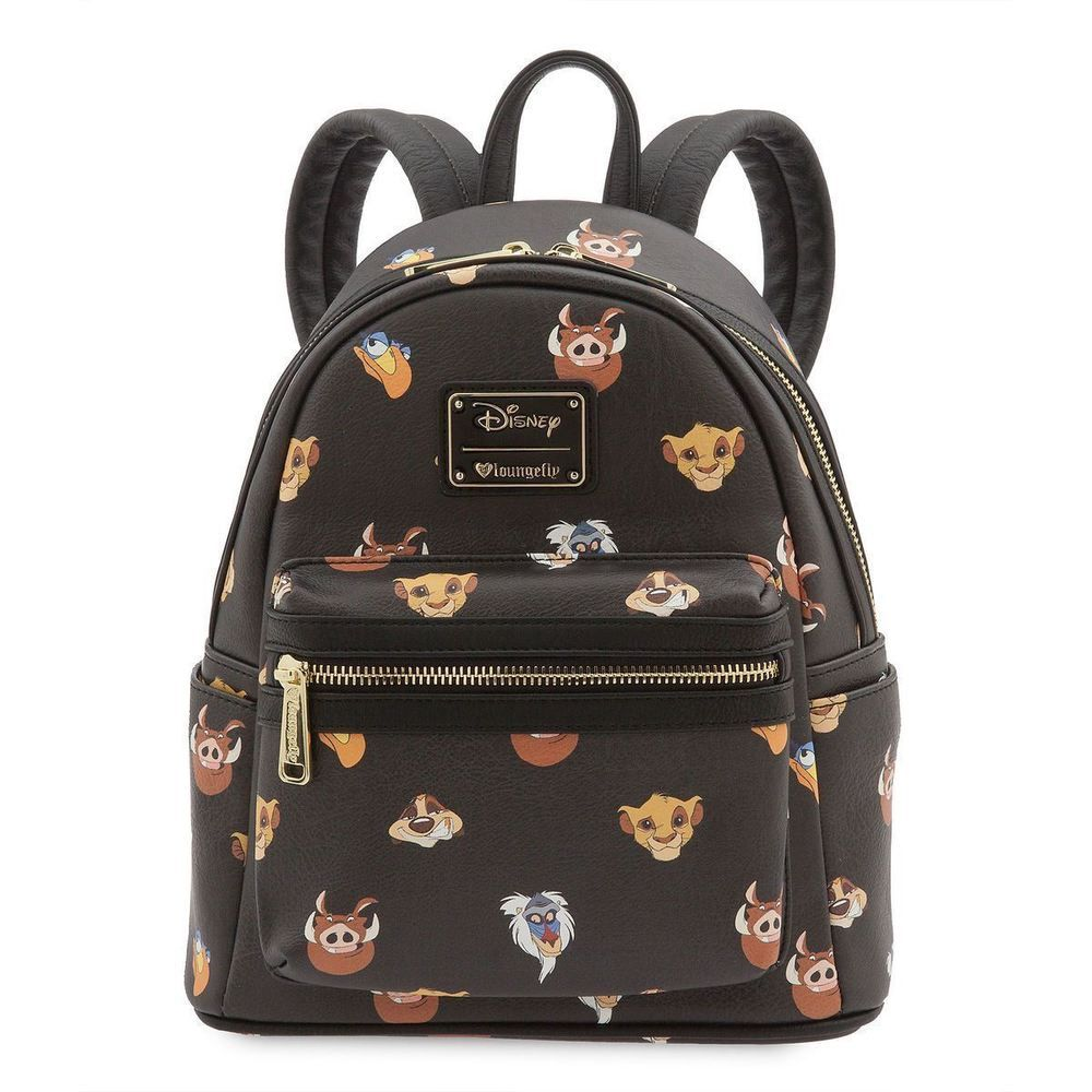 4b467283605  disney Disney - The Lion King Mini Backpack by Loungefly please retweet