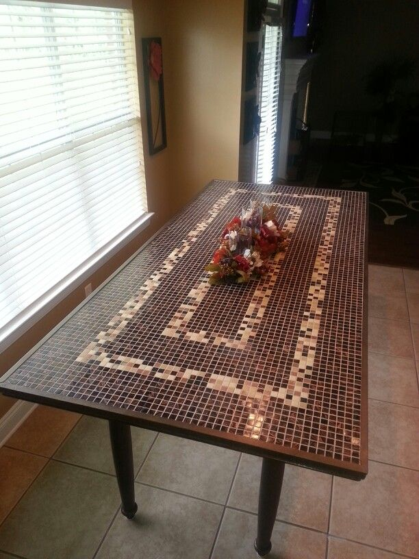 Table Made From Scratchcant Find The Furniture You