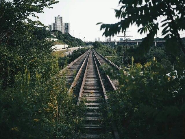 Caminos que se quedan atras