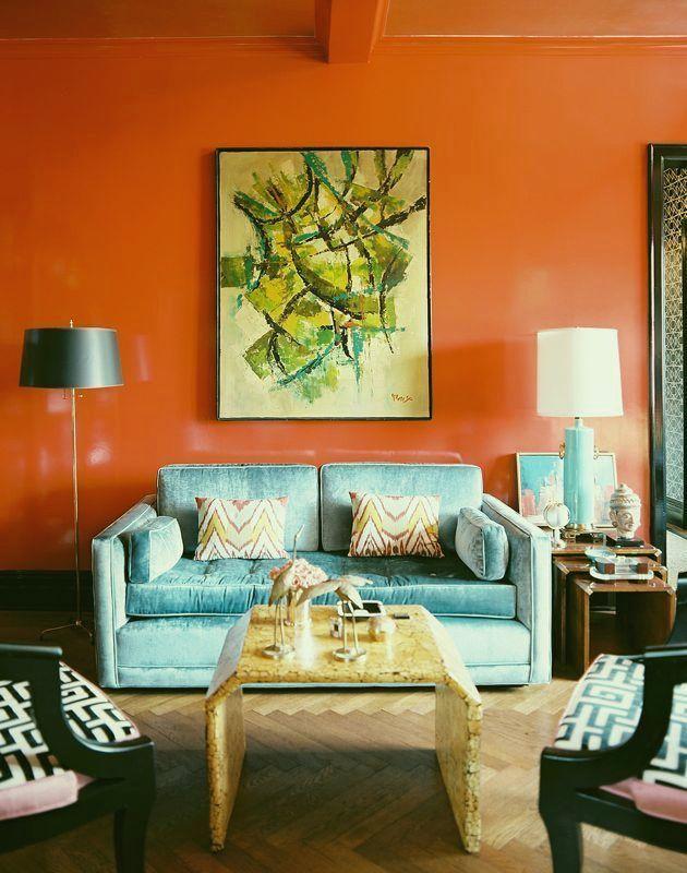 Schon 20 {Great} Shades Of Orange Wall Paint {and Coral, Apricot, Kumquatu2026}