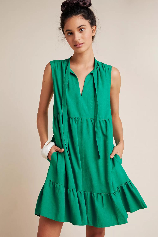 Shira Tiered Tunic in 2020 Beautiful dress designs