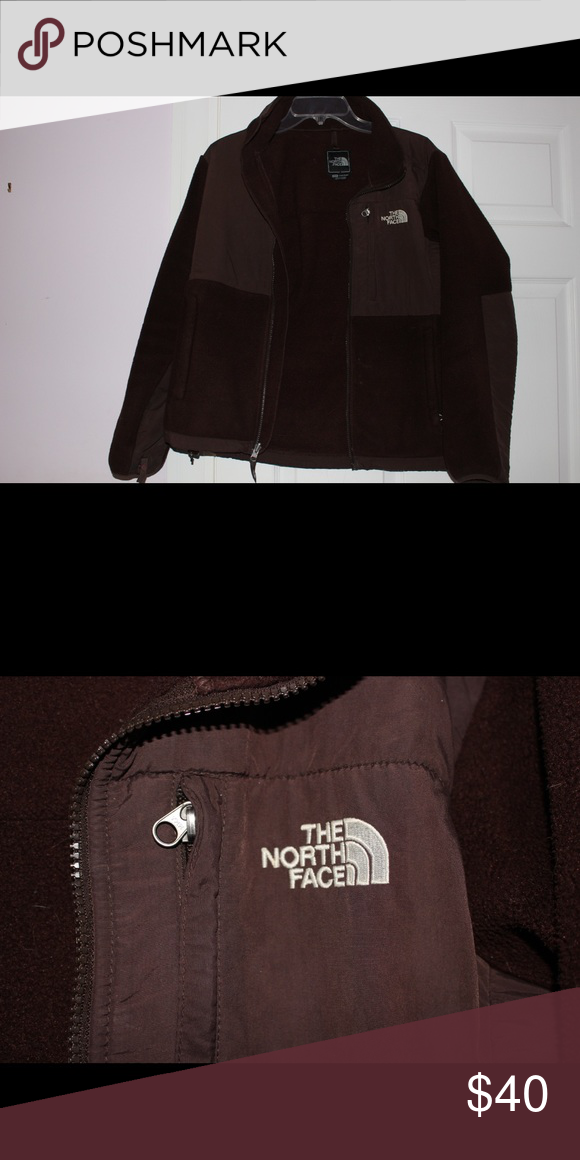 4d5693c3ce2f Brown North Face Denali Jacket Stay warm this winter with this Denali jacket  from The North Face! Great condition. The North Face Jackets   Coats