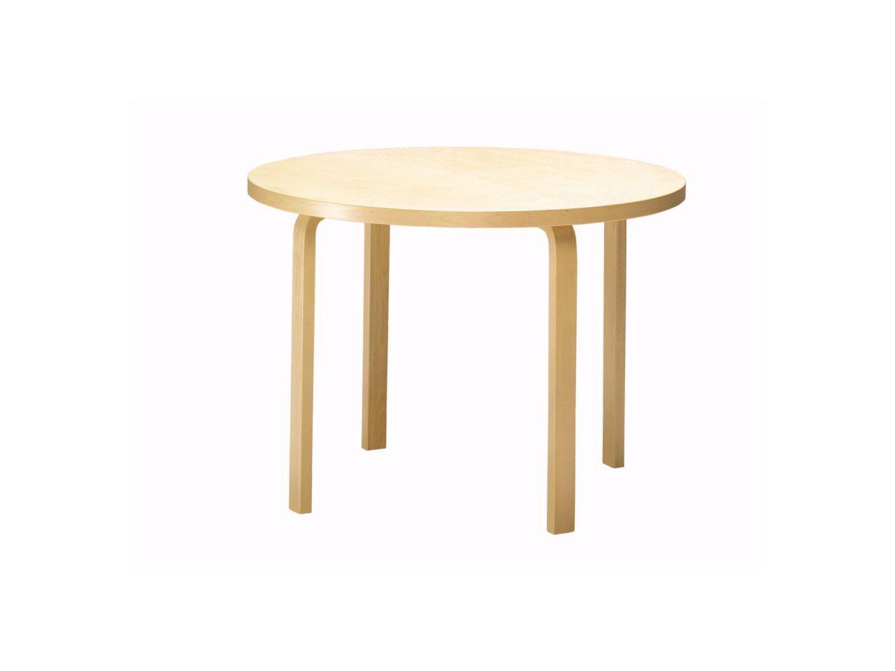 Artek - Tuotteet - Pöydät - PÖYTÄ 90A 100 cm