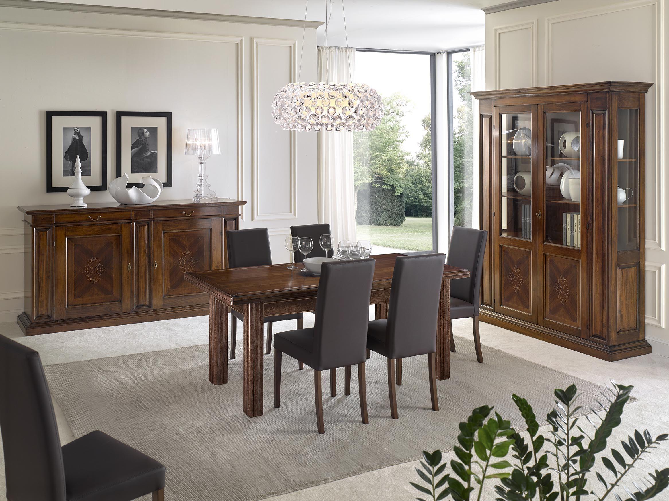 Credenza Per Salone : Risultati immagini per mobili legno salone credenza libreria