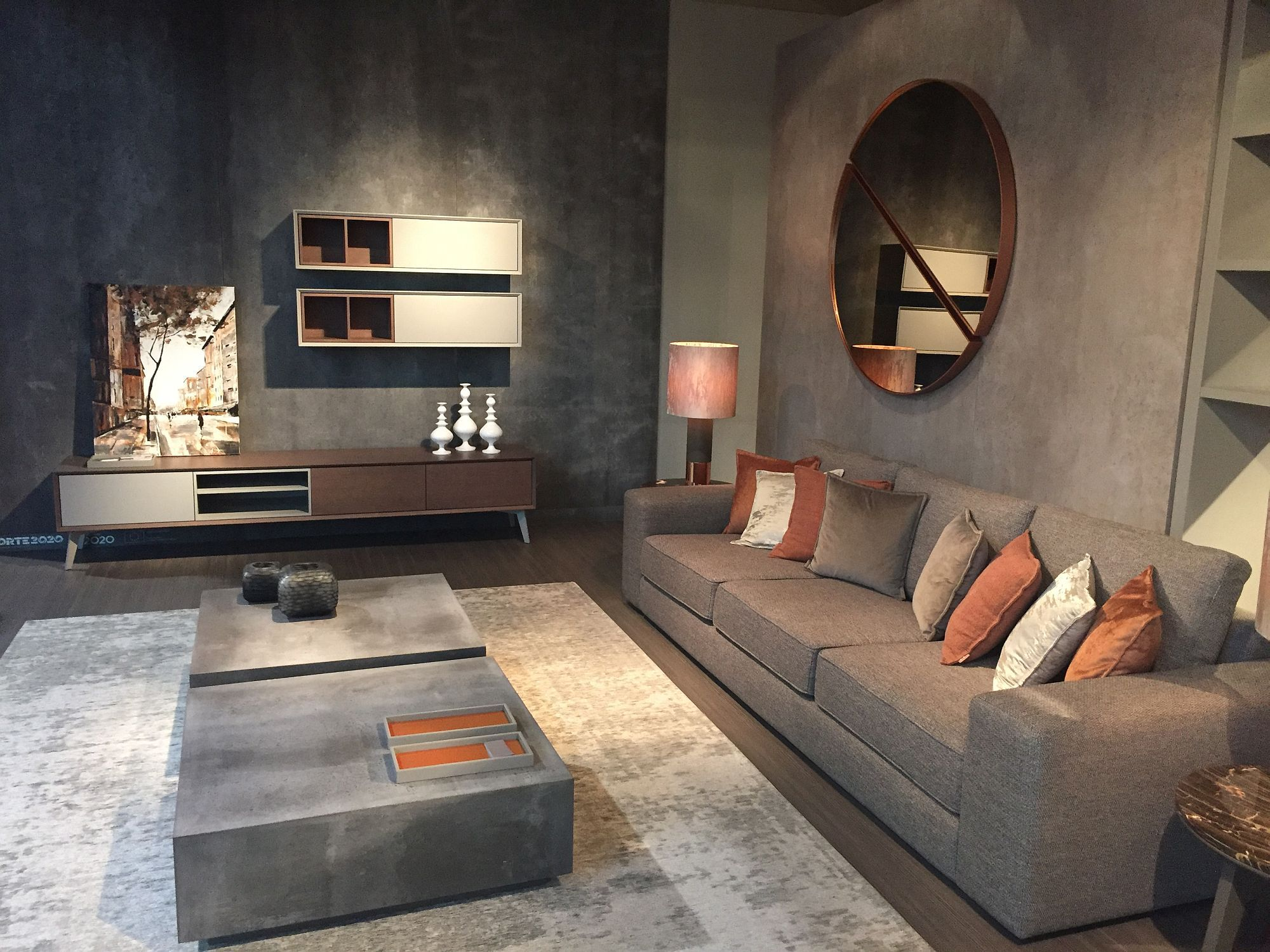Maximize Space And Style 25 Smart And Trendy Living Room Decor Ideas Grey Walls Living Room Small Living Rooms Living Room Decor Modern