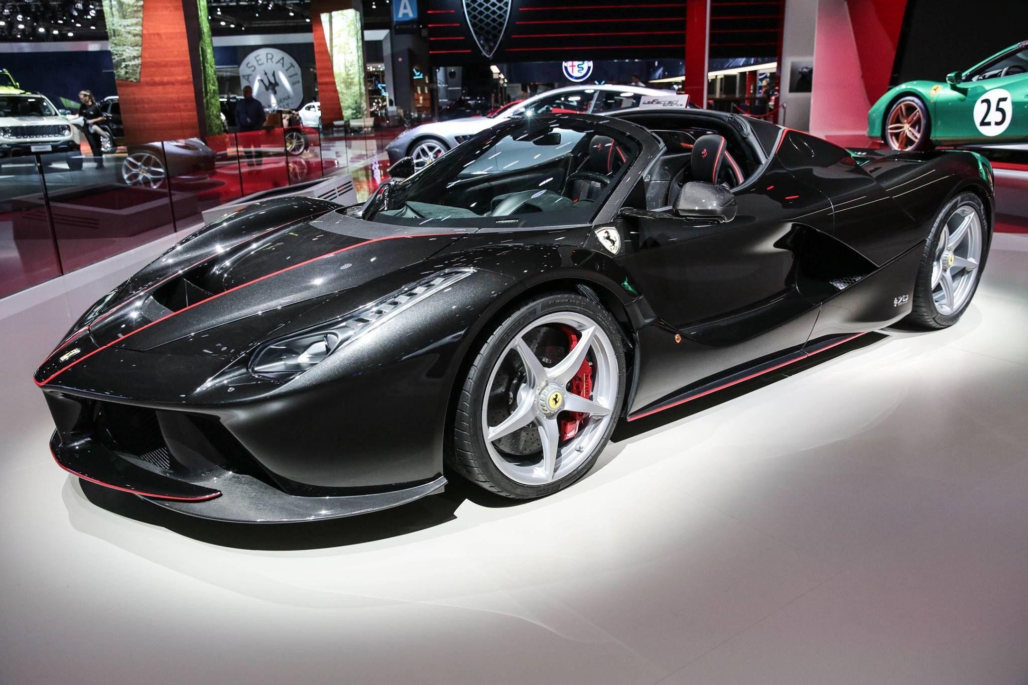 Ferrari Aperta #MondialAuto   Modèle de voiture, Voiture, Mondial de l'automobile