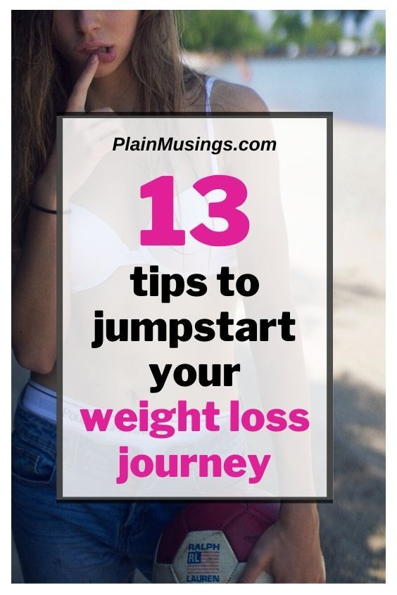 13 brilliant ways to jumpstart your weight loss journey | lose weight | lose weight quick | lose wei...