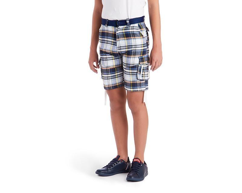 En Coppel Encuentras Bermuda A Cuadros Marca Refill Juvenil Elige Entre La Gran Variedad De Ropa Zapatos Cunas Y Mucho Mas Pa Ropa Ropa Para Ninas Ropa Bebe