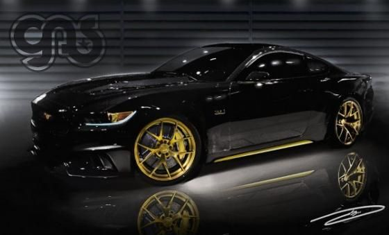galpin auto sports 2015 mustang gt - Sports Cars 2015 Mustang