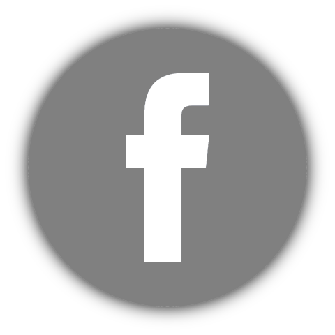 logo facebook png gris