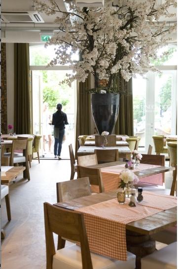 grand cafe de lindenhof, soest | sld : hotel 23 | restaurant, hotel