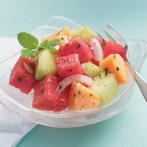 Melon Salad | Cuisine at home eRecipes